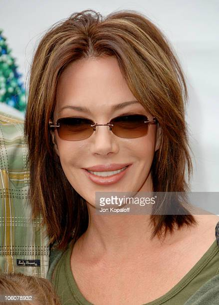 Hunter Tylo during NRDC's Day Of Discovery Arrivals at Wadsworth Theater Grounds in Brentwood California United States
