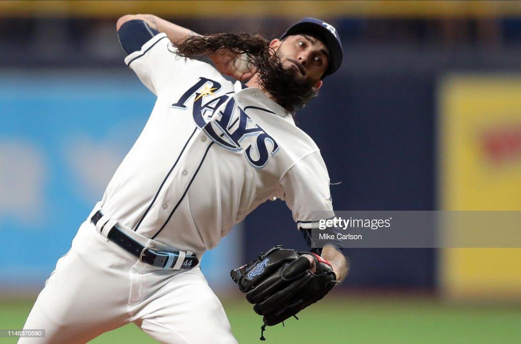 FL: Los Angeles Dodgers v Tampa Bay Rays