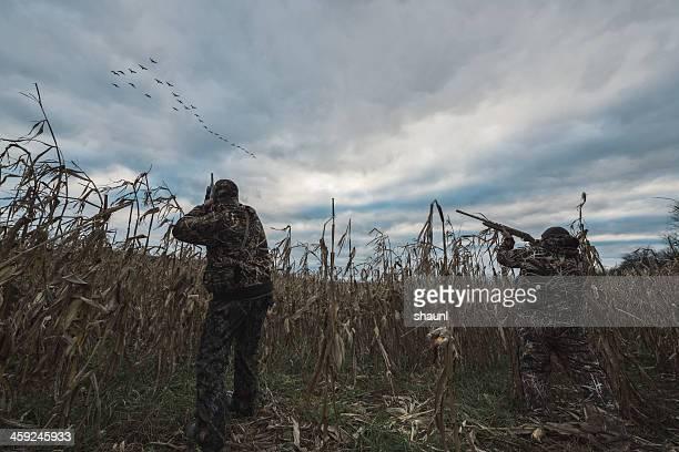 Hunters Take Aim