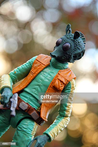 hunting han - jabba the hutt stock pictures, royalty-free photos & images