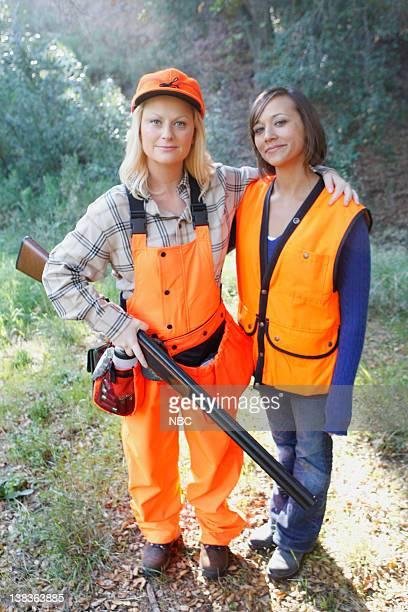 RECREATION Hunting Trip Episode 210 Air Date Pictured Amy Poehler as Leslie Knope Rashida Jones as Ann Perkins