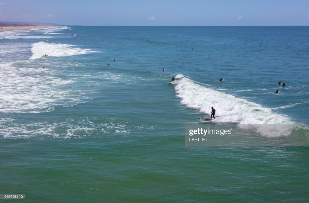Huntington Beach - Kalifornien : Stock-Foto