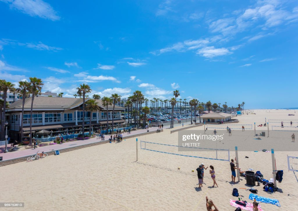 Huntington Beach - Kalifornien : Stock-Foto