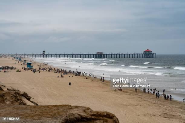 Huntington Beach in California