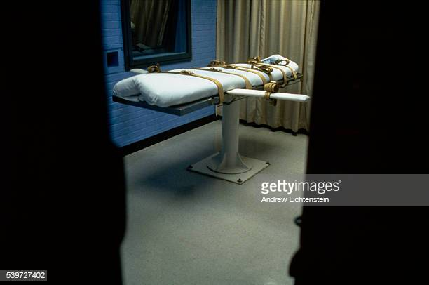 Huntsville is the capital of the death penalty in the United States The city is known for its penitentiary which houses the death chamber Ellis One...