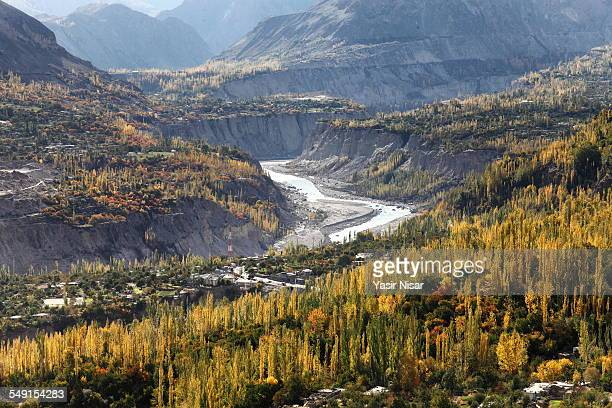 hunza valley - hunza valley stock pictures, royalty-free photos & images