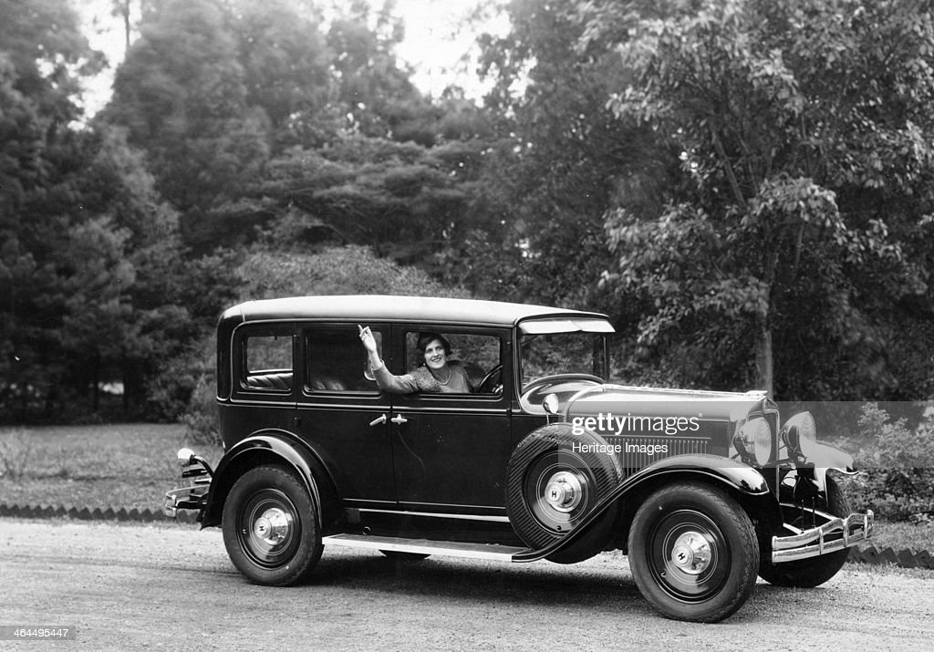 Hupmobile car, (c1925-c1935?). Pictures | Getty Images