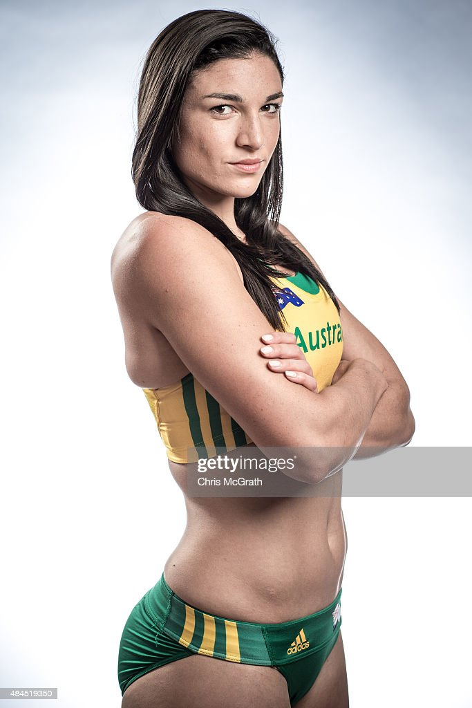 Athletics Australia Team Portrait Session In Japan
