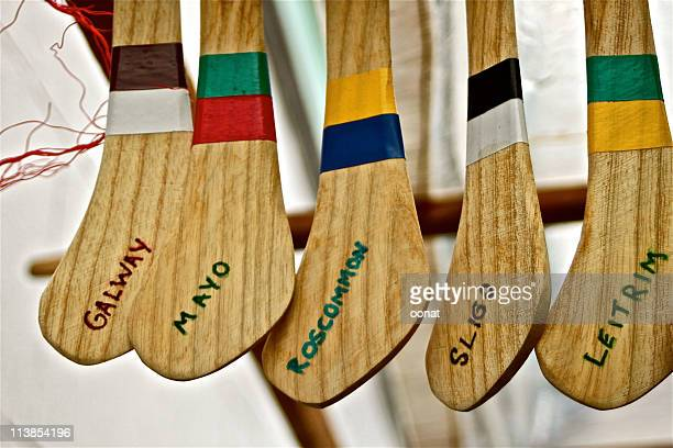 hurling season - hurling - fotografias e filmes do acervo