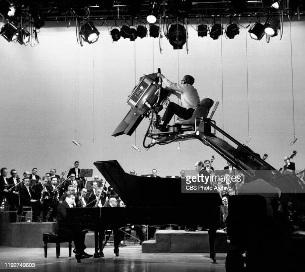 S Hurok Presents Part III a CBS television special Broadcast December 25 1969 Pictured is Emil Gilels
