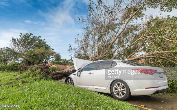Hurrikan-Unfall