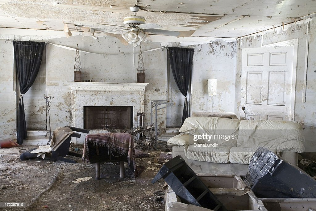 Hurricane Damage : Stock Photo