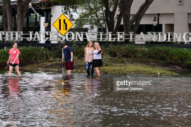 Hurricane Irma Strikes United States