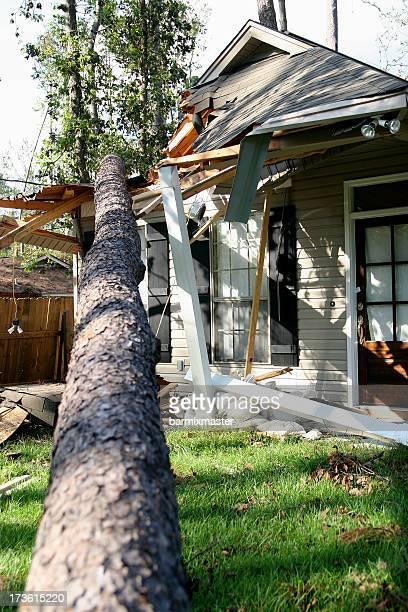 Les dommages causés par l'ouragan Katrina 03