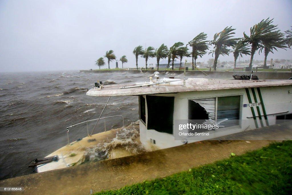 Hurricane Matthew : News Photo
