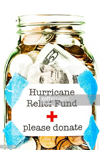 hurricane relief fund - disaster relief stock photos and pictures