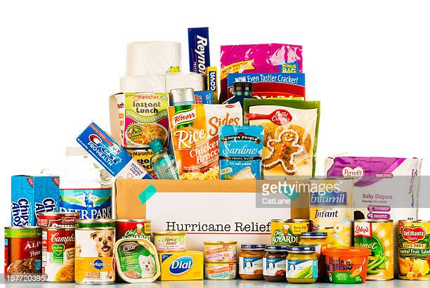 Hurricane Relief Grocery Collection