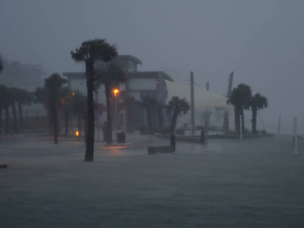Hurricane Sally Strikes the Gulf Coast