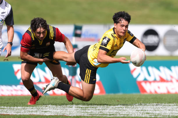 NZL: Super Rugby Aotearoa U20 Competition - Day 1