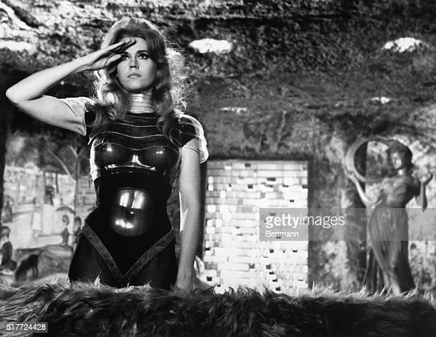 Hurriedly donning her standard uniformthe film opens and Jane is saluting the President of Earth who appers on the spacecraft monitor to announce her...