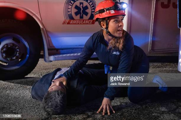 DOCTOR Hurt In the first episode of the twopart season finale the city of San Jose is rocked by a massive earthquake that puts the staff of St...