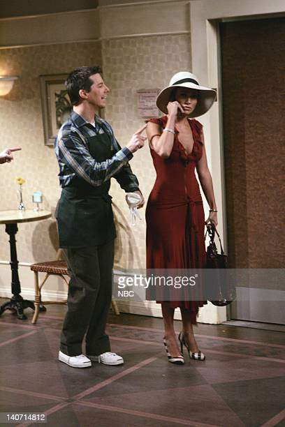 WILL GRACE FYI I Hurt Too Episode 1 Pictured Sean Hayes as Jack McFarland Jennifer Lopez as Herself Photo by Chris Haston/NBCU Photo Bank