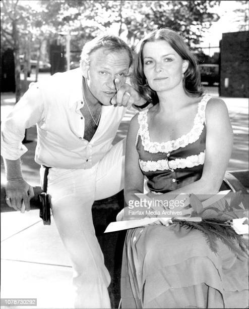 Husband and wife acting team, Isla Blair and Julian Glover arrived in Sydney today for a weekend of plays at the Seymour Centre. They are with...