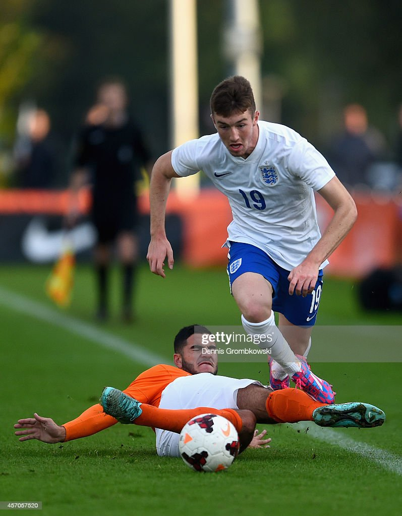 U20 Netherlands v U20 England - International U20 Tournament