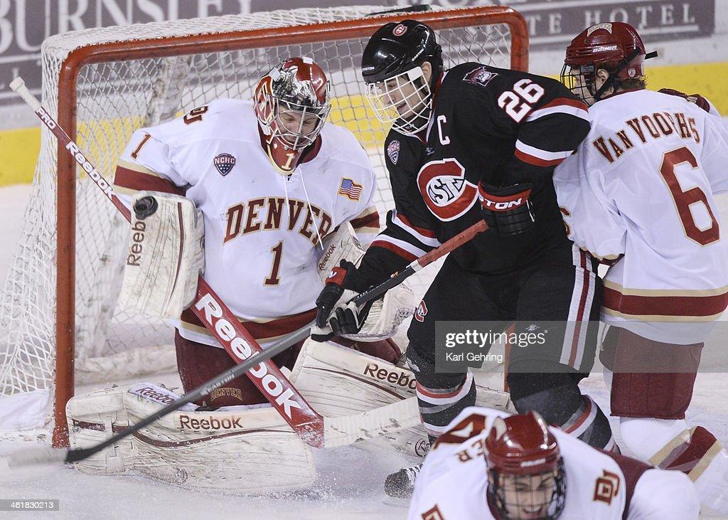 Denver Hockey : News Photo