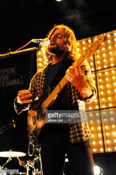 Husky die australische IndieFolkBand live beim Reeperbahnfestival 2015 Konzert beim Musikfestival in den Clubs um die Hamburger Reeperbahn vom 23...