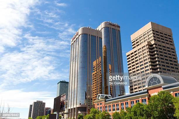 Husky Oil Corporate Office Building Calgary