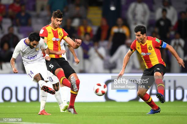 8c02018d98 Hussein El Shahat of Al Ain scores his team s second goal during the FIFA  Club World
