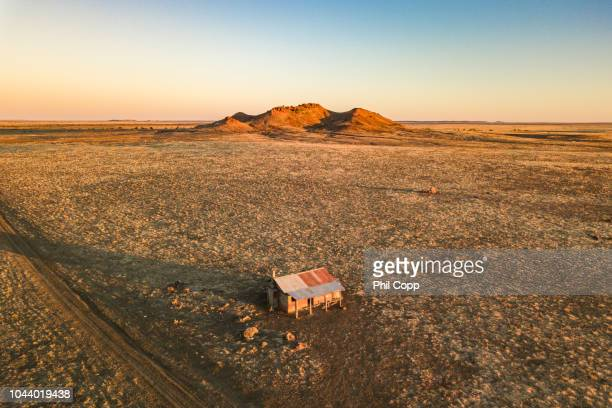 hut aerial - queensland stock pictures, royalty-free photos & images