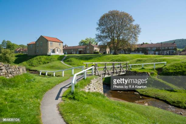 Hutton-le-Hole, Ryedale, North York Moors, England