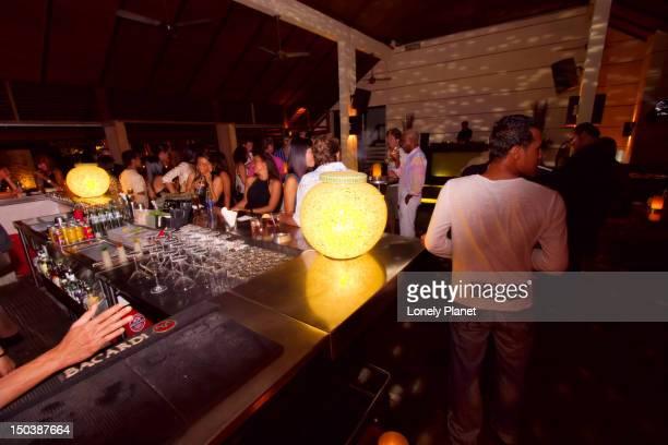 Hu'u nightclub.