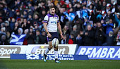 edinburgh scotland huw jones scotland celebrates