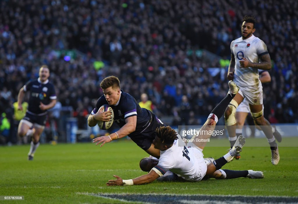 Scotland v England - NatWest Six Nations
