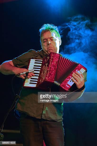 Huw Warren Love Supreme Jazz Festival Glynde Place East Sussex 2015 Artist Brian O'Connor