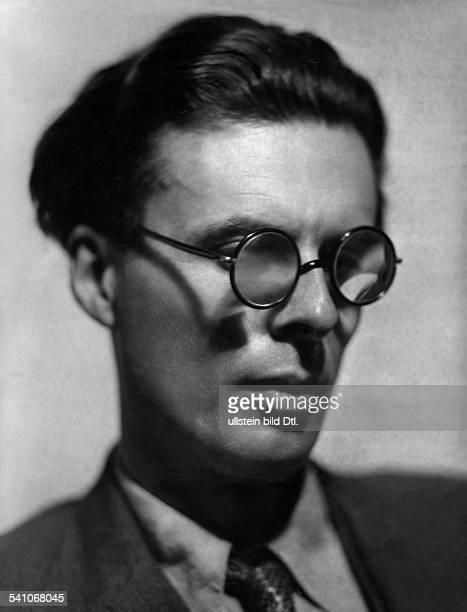 Huxley Aldous *26071894Writer Great BritainPortrait around 1930