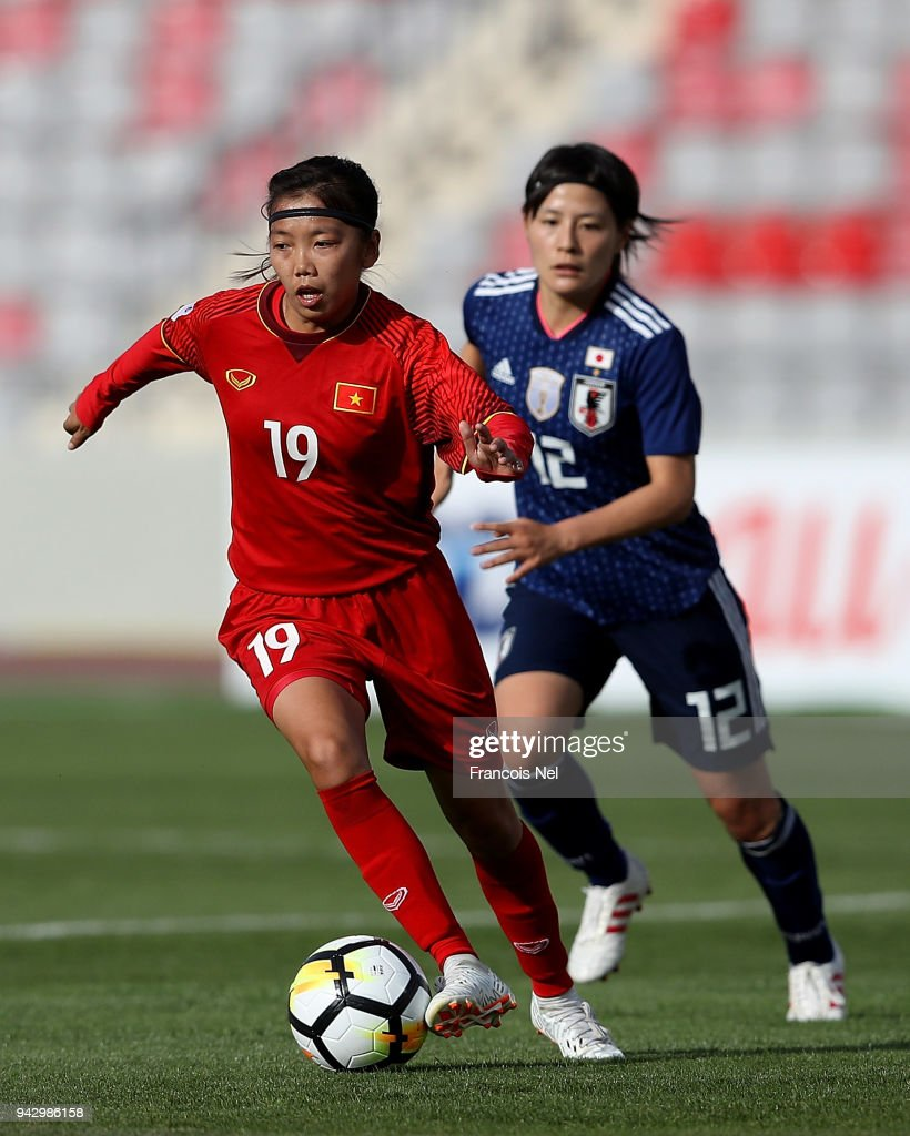 Japan v Vietnam - AFC Women's Asian Cup Group B : ニュース写真