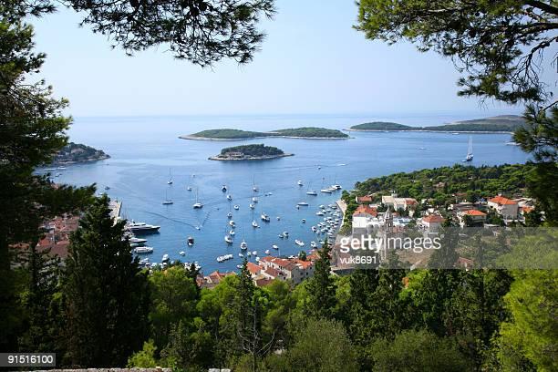 Hvar Village-Insel Hvar, Kroatien