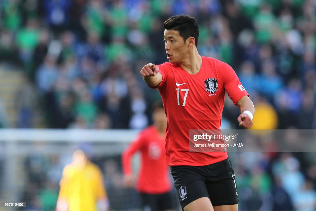 Northern Ireland v Korea Republic - International Friendly