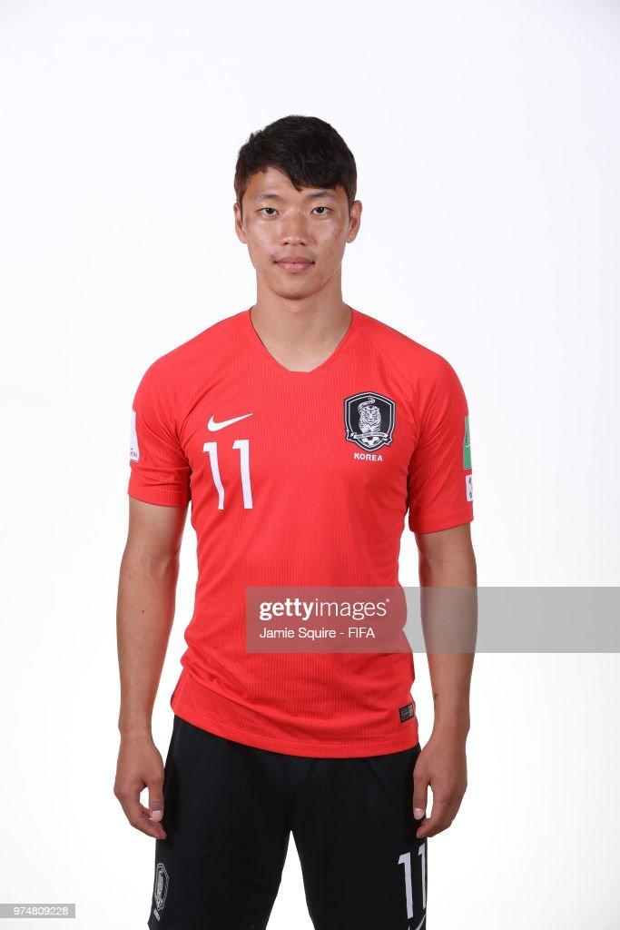 Korea Republic Portraits - 2018 FIFA World Cup Russia