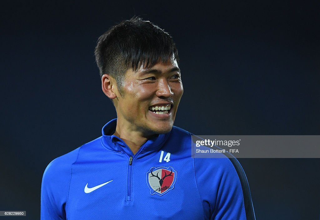 FIFA Club World Cup - Kashima Antlars Training Session : ニュース写真