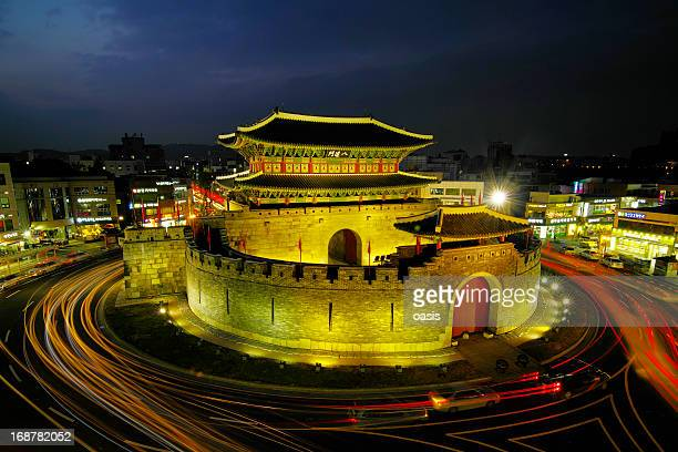 Hwaseong Fortress(Paldalmun Gate)