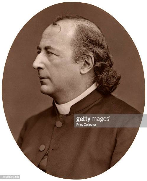 Hyacinthe Loyson , French Catholic priest, 1876. From Men of Mark: a gallery of contemporary portraits of men distinguished in the Senate, the...