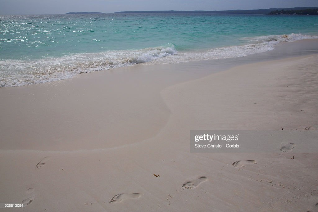 Hyams Beach is a seaside village with a population of 290 in