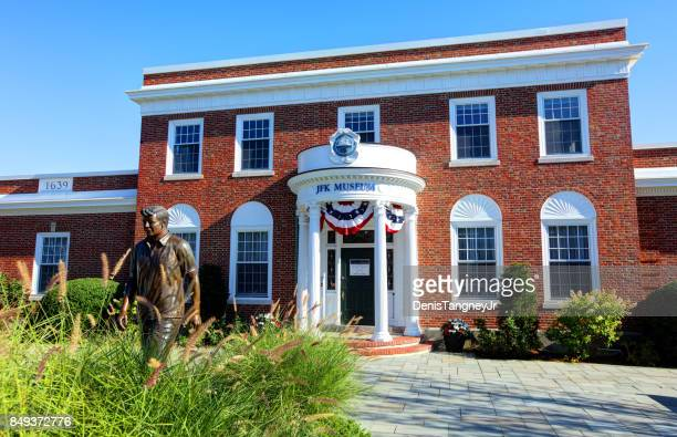 jfk hyannis museum - hyannis port stock pictures, royalty-free photos & images