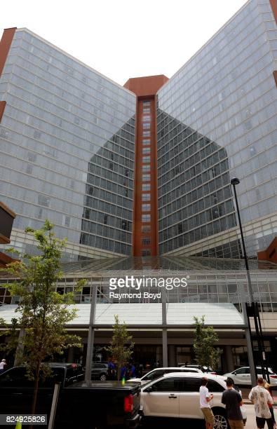 Hyatt Regency Cincinnati in Cincinnati Ohio on July 22 2017