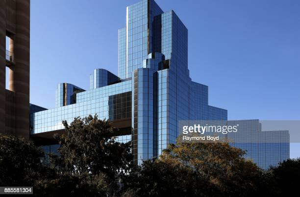 Hyatt Regency Reunion Hotel in Dallas Texas on November 5 2017